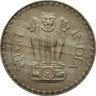Monnaie, INDIA-REPUBLIC, Rupee, 1981, TB+, Copper-nickel, KM:78.3 - Inde