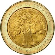 Monnaie, Colombie, 500 Pesos, 2006, SUP, Bi-Metallic, KM:286 - Colombie