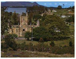 (543) Australia - TAS - Port Arthur Penitentiary Old Church - Bagne & Bagnards