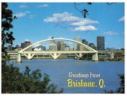 (543) Australia - QLD - Brisbane Merivale Bridge - Brisbane
