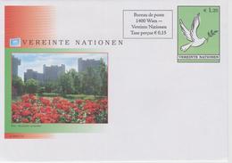 United Nations - Envelope Vienna - Postal Stationery - 2004 - Peace Dove - Wenen - Kantoor Van De Verenigde Naties