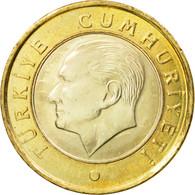 Monnaie, Turquie, Lira, 2009, FDC, Bi-Metallic, KM:1244 - Turquie