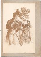ILLUSTRATEUR BOTTARO - CPA DOS SIMPLE - Couple D'Amoureux - DELC2 - - Bottaro
