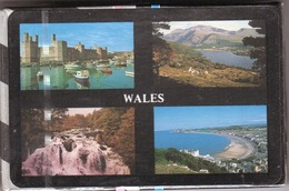 Wales Pack Of Playing Cards Showing Welsh Views Unopened In Mint Condition. - Playing Cards (classic)