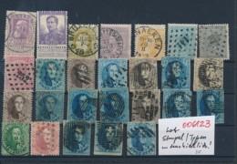 Belgien - Alte Marken Lot....-unterschiedlich... (oo6123 ) Siehe Bild - Sammlungen