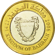 Monnaie, Bahrain, Hamed Bin Isa, 100 Fils, 2006, FDC, Bi-Metallic, KM:26 - Bahrein