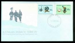 AAT 1984 Magnetic Pole, Preston Vic FDC Lot79837 - Australian Antarctic Territory (AAT)