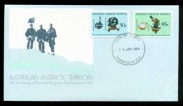 AAT 1984 Magnetic Pole, Ringwood Vic FDC Lot79839 - Australian Antarctic Territory (AAT)