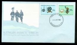 AAT 1984 Magnetic Pole, Wedderburn Vic FDC Lot79847 - Australian Antarctic Territory (AAT)