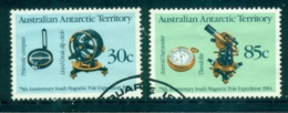 AAT 1984 South Magnetic Pole Expedition FU Lot72104 - Australian Antarctic Territory (AAT)