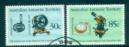 AAT 1984 South Magnetic Pole Expedition FU Lot72105 - Australian Antarctic Territory (AAT)