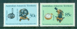 AAT 1984 South Magnetic Pole Expedition MUH Lot79054 - Australian Antarctic Territory (AAT)