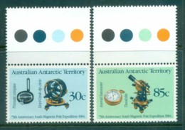 AAT 1984 South Magnetic Pole Expedition MUH Lot79055 - Australian Antarctic Territory (AAT)