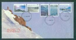 AAT 1985 Antarctic Scenes II, Albert Pk FDC Lot50914 - Australian Antarctic Territory (AAT)