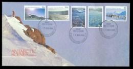 AAT 1985 Antarctic Scenes II, Chatswood NSW FDC Lot79833 - Australian Antarctic Territory (AAT)