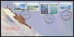 AAT 1985 Antarctic Scenes II, Degraves St FDC Lot20233 - Australian Antarctic Territory (AAT)