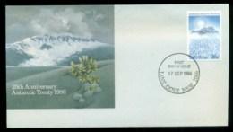 AAT 1986 Treaty, Lane Cove NSW  FDC Lot79816 - Australian Antarctic Territory (AAT)
