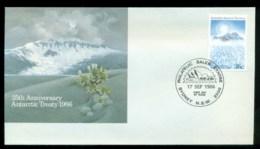 AAT 1986 Treaty, Sydney Philatelic Sales FDC Lot79817 - Australian Antarctic Territory (AAT)