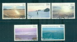 AAT 1987 Antarctic Scenes III FU Lot72102 - Australian Antarctic Territory (AAT)