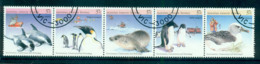 AAT 1988 Environment Wildlife Srt 5 CTO Lot52229 - Australian Antarctic Territory (AAT)