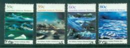 AAT 1989 Paintings By Sir Sidney Nolan FU - Australian Antarctic Territory (AAT)
