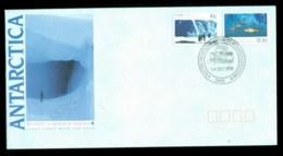 AAT 1990 Scientific Co-operation In Antarctica, Davis FDC Lot79859 - Australian Antarctic Territory (AAT)