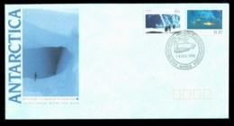 AAT 1990 Scientific Co-operation In Antarctica, Mawson FDC Lot79858 - Australian Antarctic Territory (AAT)