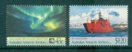 AAT 1991 Aurora Australis MUH Lot79060 - Australian Antarctic Territory (AAT)
