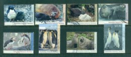 AAT 1992-93 Regional Wildlife FU - Australian Antarctic Territory (AAT)