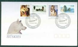 AAT 1994 Huskies, Mawson FDC Lot28097 - Australian Antarctic Territory (AAT)