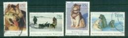 AAT 1994 The Last Huskies FU - Australian Antarctic Territory (AAT)