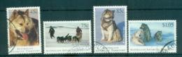 AAT 1994 The Last Huskies FU Lot72086 - Australian Antarctic Territory (AAT)