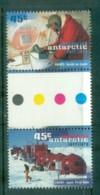 AAT 1997 ANARE Gutter Pr MUH Lot79066 - Australian Antarctic Territory (AAT)