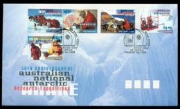 AAT 1997 ANARE, Kingston FDC Lot20258 - Australian Antarctic Territory (AAT)