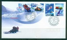 AAT 1998 Transport FDC - Australian Antarctic Territory (AAT)