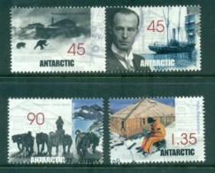 AAT 1999 Mawson's Huts Preservation FU - Australian Antarctic Territory (AAT)