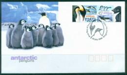 AAT 2000 Antarctic Penguins FDC - Australian Antarctic Territory (AAT)