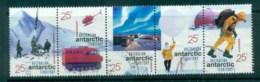 AAT 2001 Australians In The Antarctic 25c Str 5 FU Lot80677 - Australian Antarctic Territory (AAT)