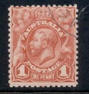 Australia 1913-14 HGV Head Engraved MUH/CTO - 1913-36 George V: Heads