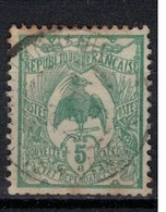 NOUVELLE CALEDONIE        N°  YVERT   91   ( 1 )    OBLITERE       ( O   2/29 ) - Nouvelle-Calédonie