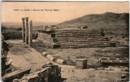61thm 524 CPA - PONT DU FAHS - RUINES DE TUBURBO MAJUS - Tunisia