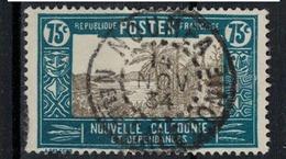 NOUVELLE CALEDONIE        N°  YVERT   152   ( 4 )  OBLITERE       ( O   2/30 ) - Gebraucht