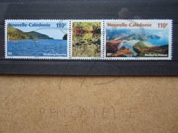 VEND BEAUX TIMBRES DE NOUVELLE-CALEDONIE N° 1124 + 1125 , XX !!! - New Caledonia