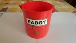 SEAU A GLACE  PADDY   WHISKEY OF IRELAND   ****   A  SAISIR **** - Advertising