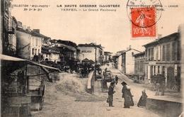CPA - 31 - VERFEIL - Le Grand  Faubourg - Otros Municipios