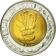 Monnaie, San Marino, 500 Lire, 1995, FDC, Bi-Metallic, KM:330 - Saint-Marin
