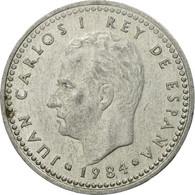 Monnaie, Espagne, Juan Carlos I, Peseta, 1984, TB+, Aluminium, KM:821 - [ 5] 1949-… : Royaume