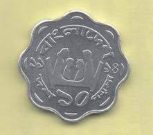 BANGLADESH - 10 POISHA 1994 SC KM11 - Bangladesh