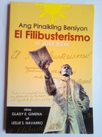 El Filibusterismo By Jose Rizlal - Novels
