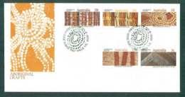 Australia 1987 Aboriginal Crafts, Melbourne FDC Lot50945 - 1980-89 Elizabeth II